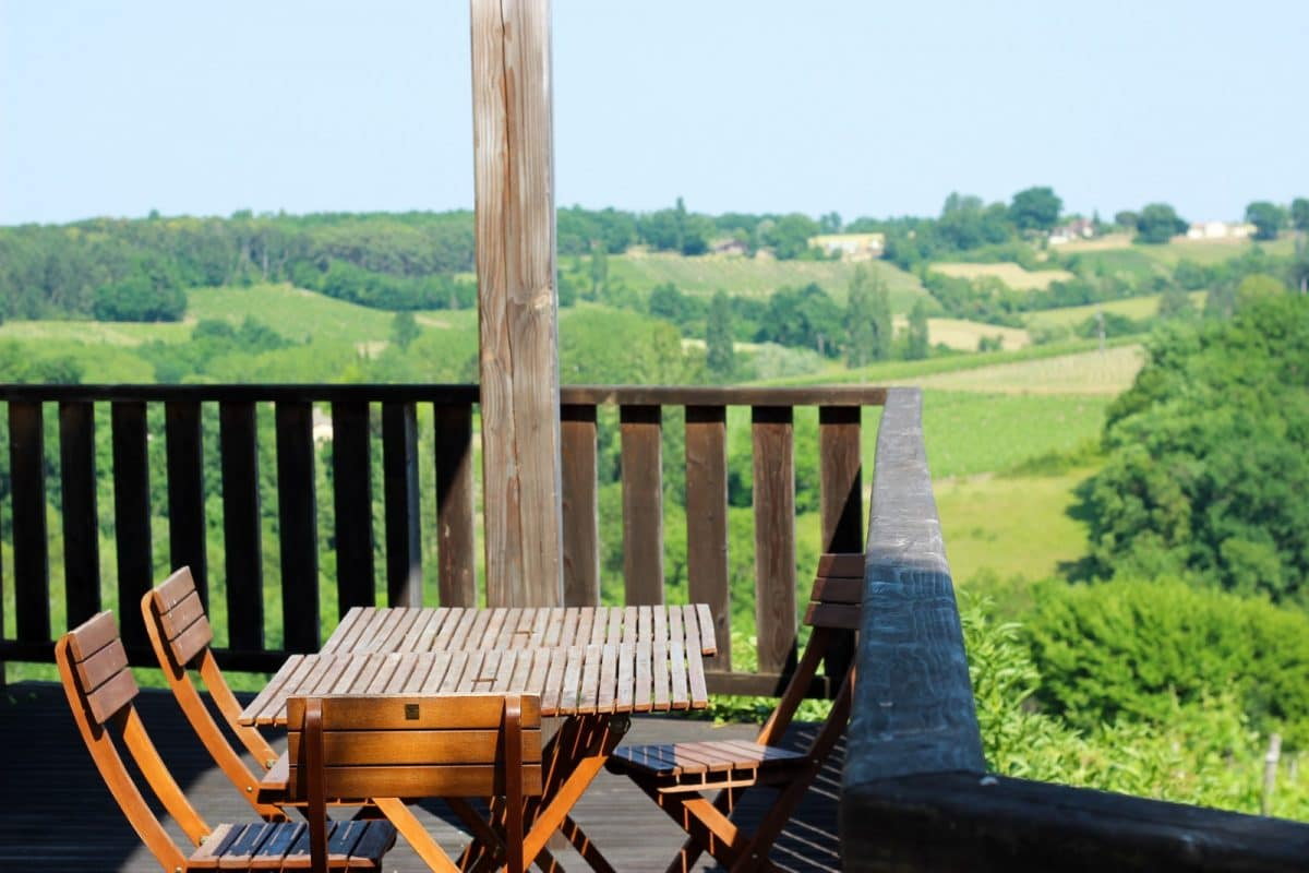 infos about our cottages feely castle near bergerac guesthouses