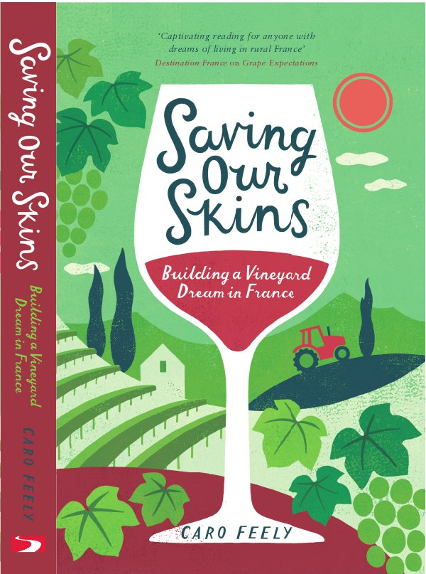 Book : Saving our skins