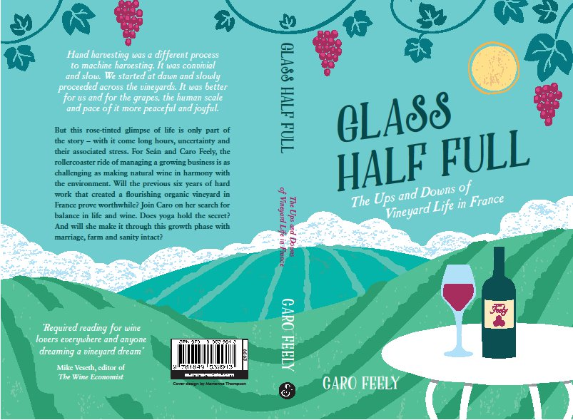 Book : Glass Half Full