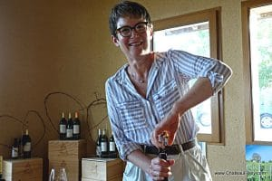 WSET Level 2 wine course with Caro Feely at Chateau Feely