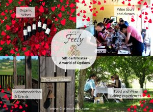 Chateau Feely Gift Certificate