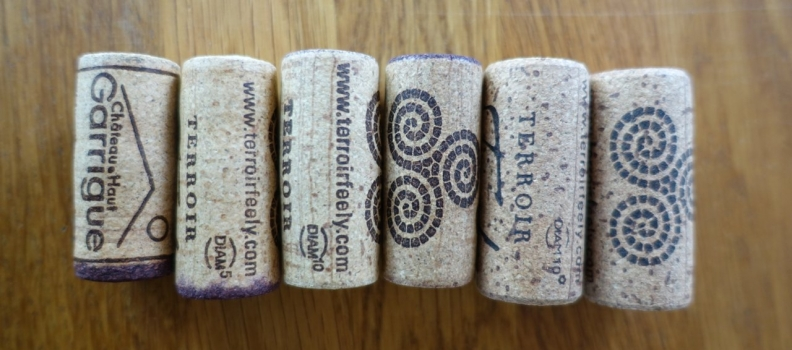 Cork versus screwcap