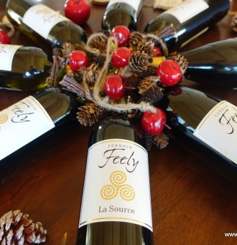 Yay! Feely Grace NV rated 17.5 by Jancisrobinson.com