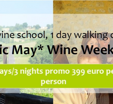 May Wine Weekend