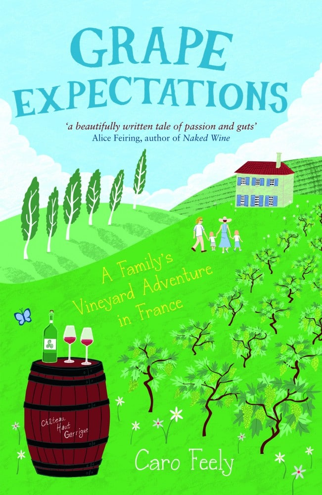 Book : Grape Expectations