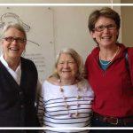 Caro Feely at Ballymaloe Cookery School