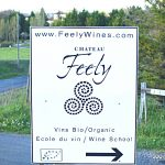 Chateau Feely sign