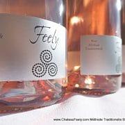 Feely sparkling brut rose