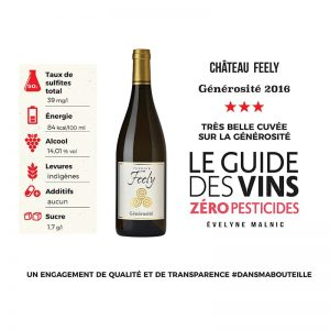 Guide vins zero pesticides Feely Generosite