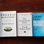 Caro Feely's environmental book recommendations