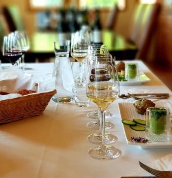 Comment détecter les 5 composants du vin pour un accord mets et vins