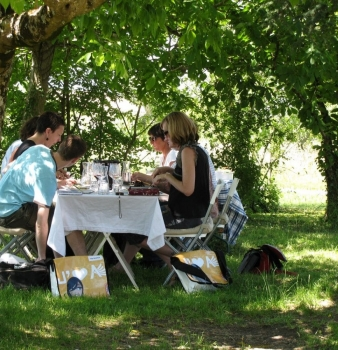 Dinner in the vines June 21 and August 9 2017