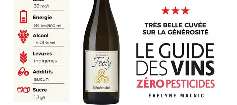 Great ratings for Feely wines
