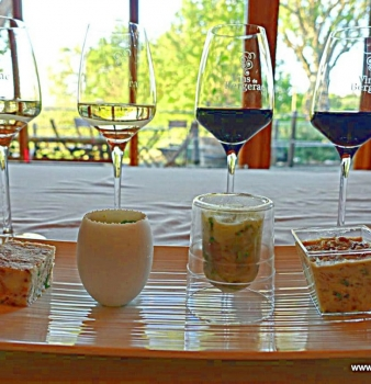 Feely Wine and food pairing: collaboration with Michelin starred chef