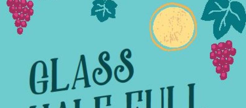 Glass Half Full – Caro Feely's latest book