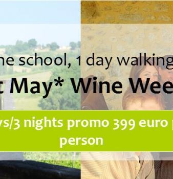 May Wine Weekend
