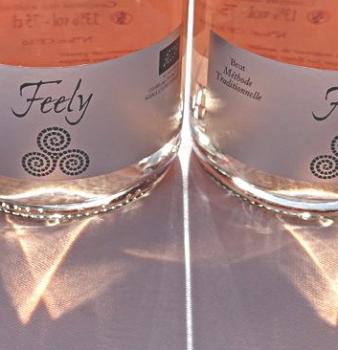 Feely Sparkling Brut Rosé!