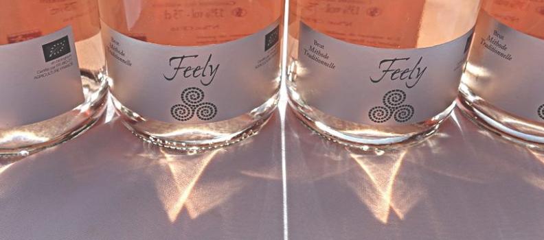 Feely Sparkling Brut Rosé released!