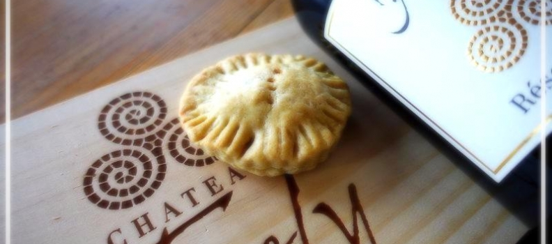 Christmas mince pies: a Chateau Feely recipe