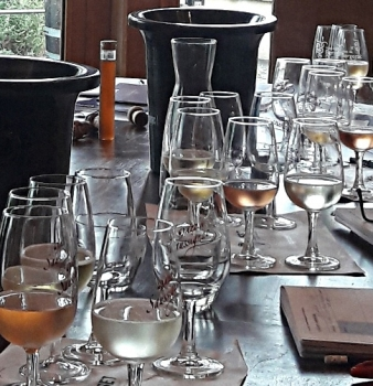 Wine School at Chateau Feely celebrates a 100% pass rate