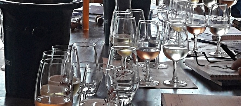 Wine School at Chateau Feelycelebrates a 100% pass rate